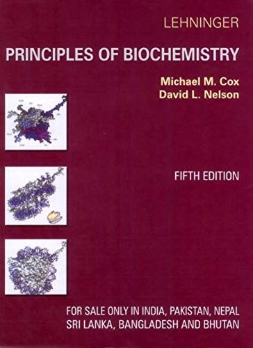 9780230226999: Principles of Biochemistry Fifth Edition (Hardbound International Edition)