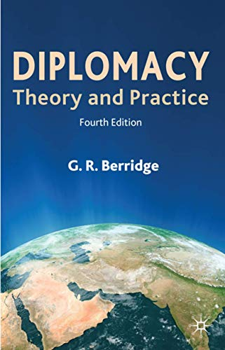 9780230229594: Diplomacy: Theory and Practice