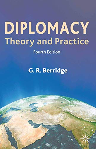 9780230229600: Diplomacy: Theory and Practice