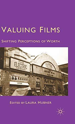 9780230229686: Valuing Films