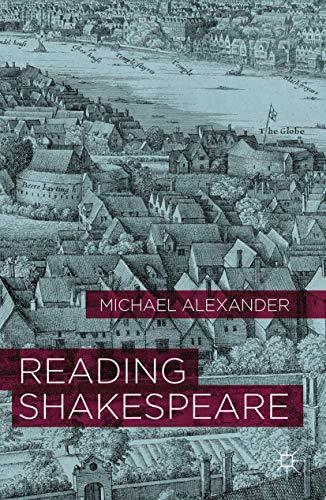 9780230230125: Reading Shakespeare