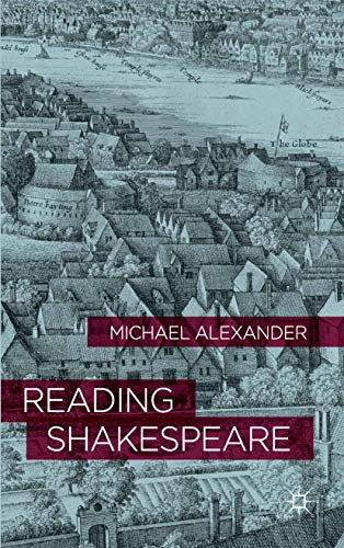 9780230230132: Reading Shakespeare