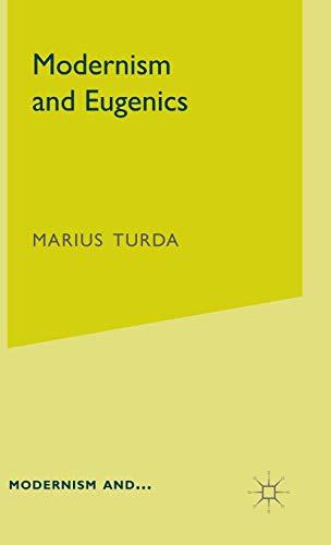 9780230230828: Modernism and Eugenics