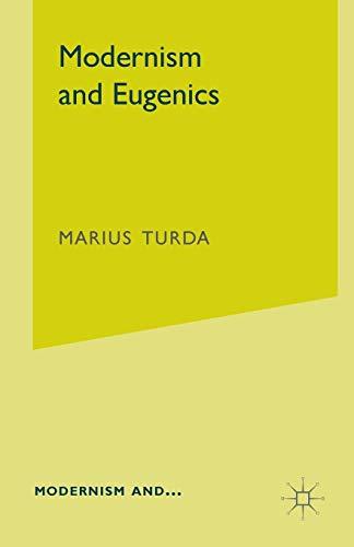 9780230230835: Modernism and Eugenics