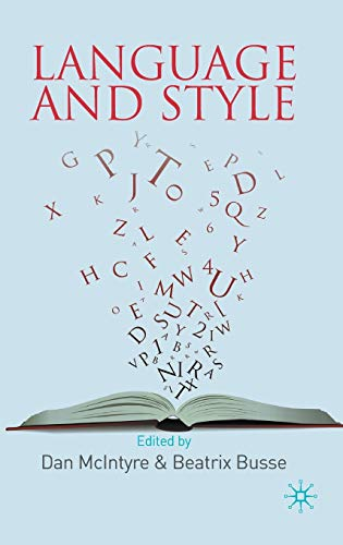 9780230231566: Language and Style