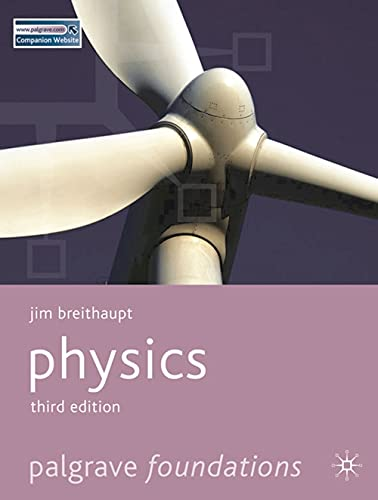 9780230231924: Physics (Palgrave Foundations Series)