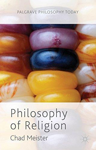 9780230232907: Philosophy of Religion