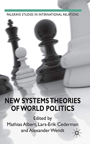 9780230233294: New Systems Theories of World Politics (Palgrave Studies in International Relations)