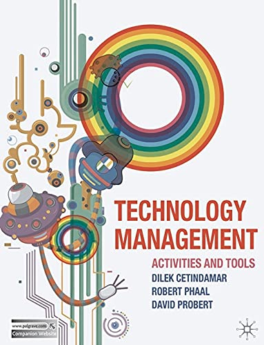 9780230233348: Technology Management: Activities and Tools