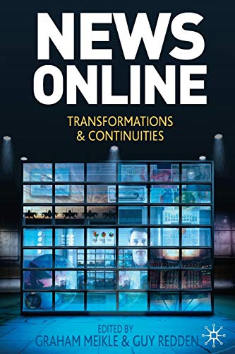 9780230233454: News Online: Transformations and Continuities