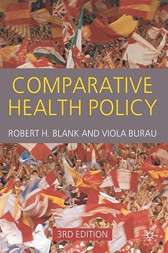9780230234277: Comparative Health Policy