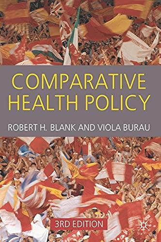 9780230234284: Comparative Health Policy