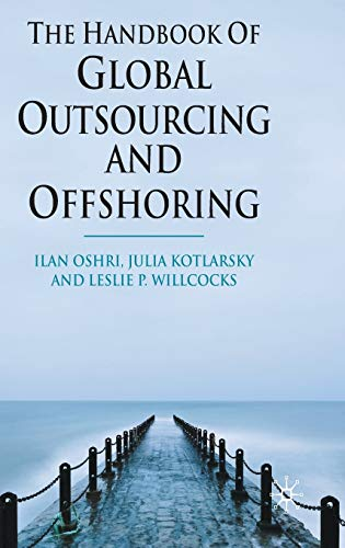 9780230235502: The Handbook of Global Outsourcing and Offshoring