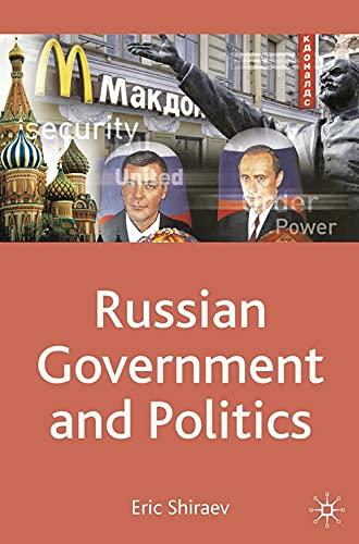 9780230235861: Russian Government and Politics (Comparative Government and Politics)