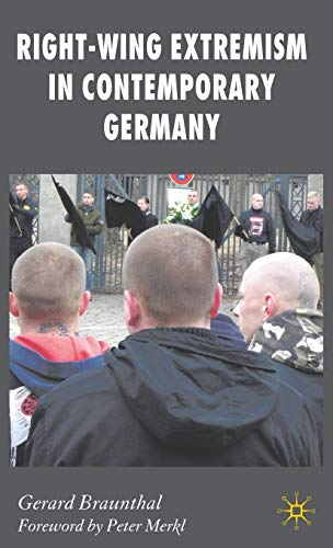 9780230236394: Right-Wing Extremism in Contemporary Germany (New Perspectives in German Political Studies)