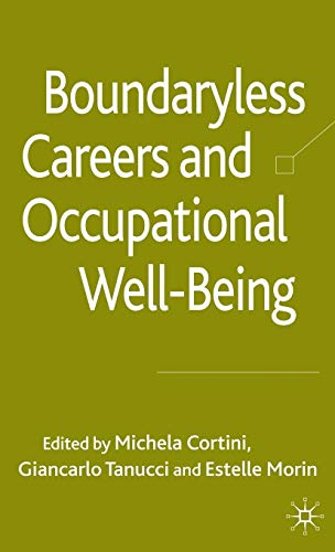 9780230236608: Boundaryless Careers and Occupational Well-Being