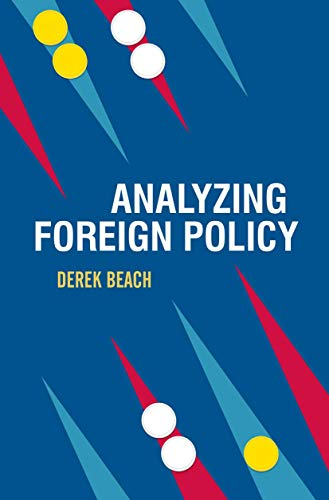 9780230237391: Analyzing Foreign Policy