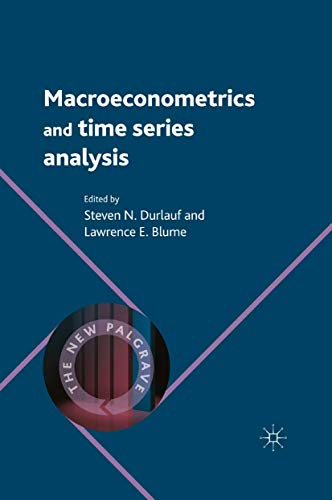 9780230238855: Macroeconometrics and Time Series Analysis (The New Palgrave Economics Collection)