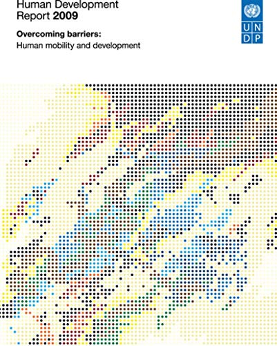 9780230239043: Human Development Report 2009: Overcoming Barriers: Human Mobility and Development