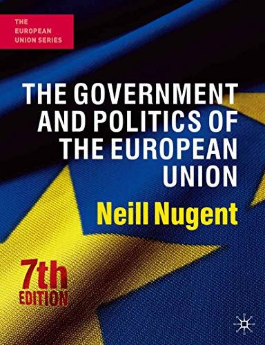 9780230241183: The Government and Politics of the European Union