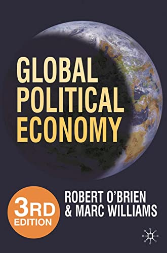 9780230241206: Global Political Economy, 3rd Edition: Evolution and Dynamics