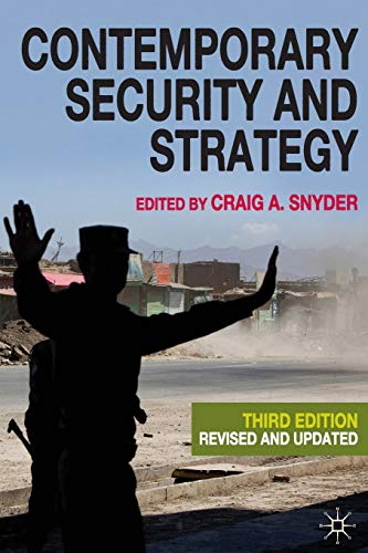 9780230241503: Contemporary Security and Strategy