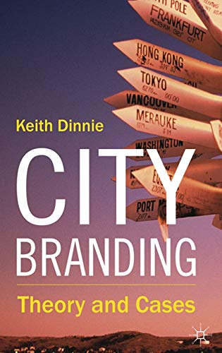 9780230241855: City Branding: Theory and Cases