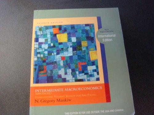 9780230241923: Intermediate Macroeconomics: Abridged (International Student Edition for Asia Pacific)