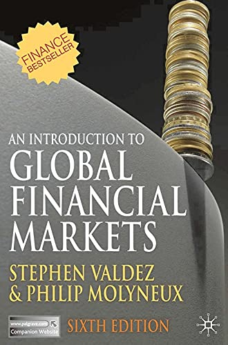 9780230243095: An Introduction to Global Financial Markets