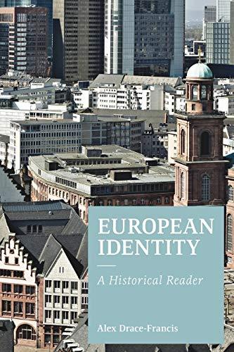 9780230243293: European Identity: A Historical Reader