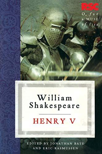 9780230243828: Henry V (The RSC Shakespeare)