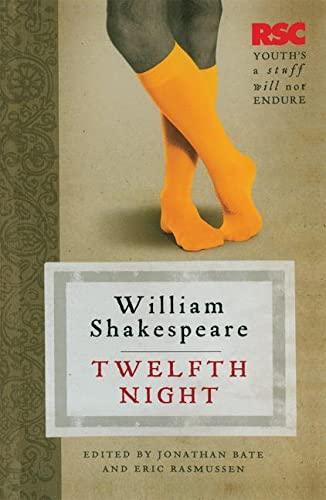 9780230243842: Twelfth Night (The RSC Shakespeare)