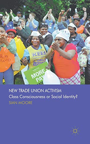 9780230244115: New Trade Union Activism: Class Consciousness or Social Identity?
