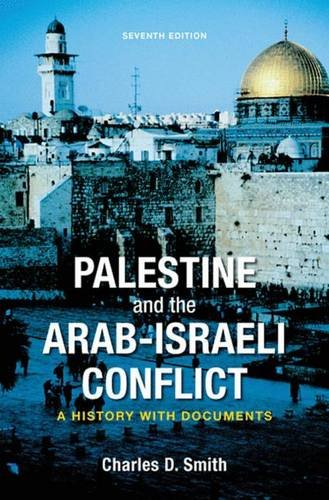 9780230247116: Palestine and the Arab-Israeli Conflict: A History with Documents
