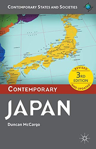 9780230248694: Contemporary Japan (Contemporary States and Societies)