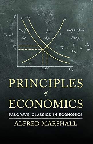 9780230249295: Principles of Economics (Palgrave Classics in Economics)