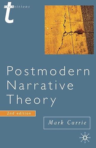 9780230249356: Postmodern Narrative Theory (Transitions)