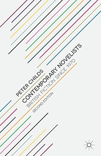 9780230249387: Contemporary Novelists: British Fiction since 1970