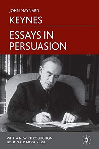 9780230249578: Essays in Persuasion