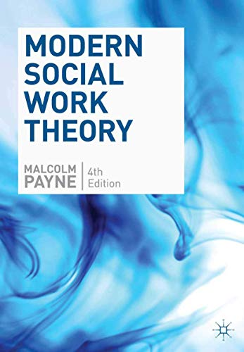 9780230249608: Modern Social Work Theory