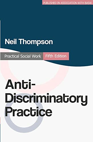 9780230250130: Anti-Discriminatory Practice: Equality, Diversity and Social Justice (Practical Social Work Series)