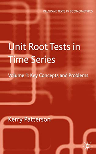 9780230250260: Unit Root Tests in Time Series Volume 2: Extensions and Developments (Palgrave Texts in Econometrics)