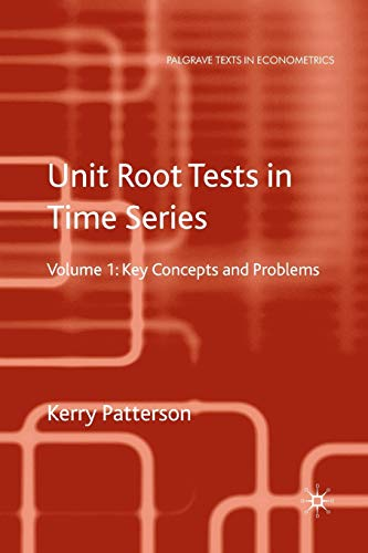 9780230250277: Unit Root Tests in Time Series Volume 2: Extensions and Developments (Palgrave Texts in Econometrics)