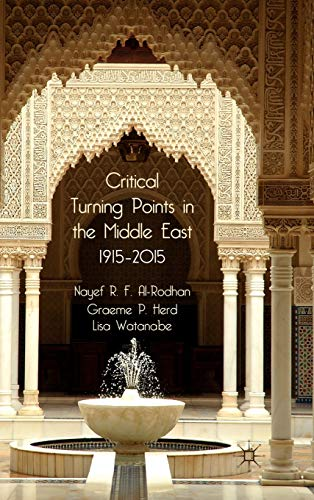 9780230251502: Critical Turning Points in the Middle East: 1915 - 2015