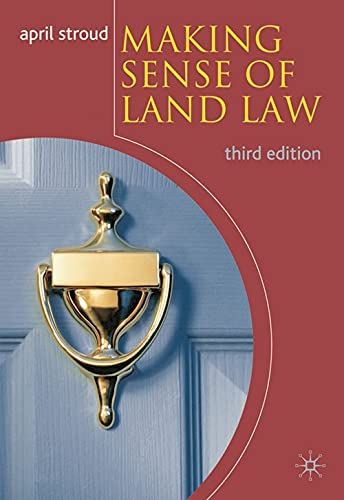 9780230251571: Making Sense of Land Law