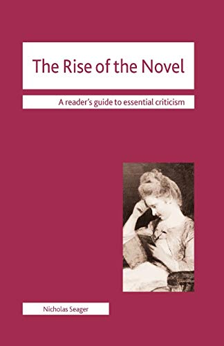 9780230251830: The Rise of the Novel