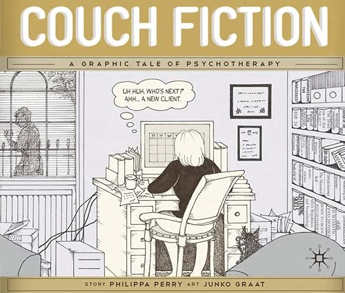 9780230252035: Couch Fiction: A Graphic Tale of Psychotherapy