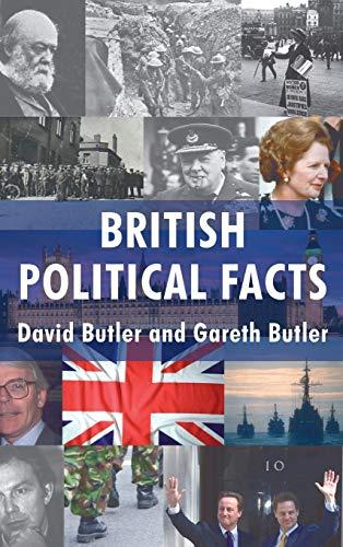 9780230252295: British Political Facts