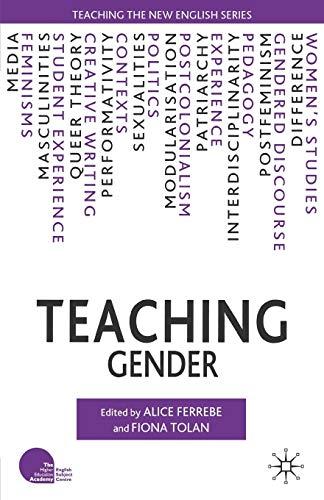 9780230252523: Teaching Gender (Teaching the New English)