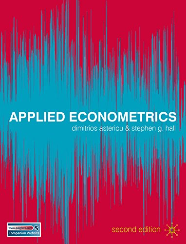 9780230271821: Applied Econometrics